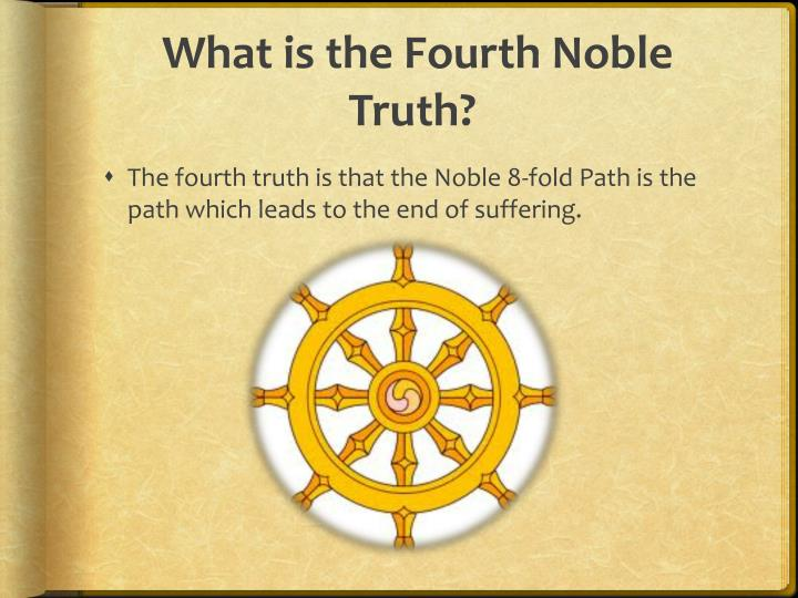 what-is-the-fourth-noble-truth-n